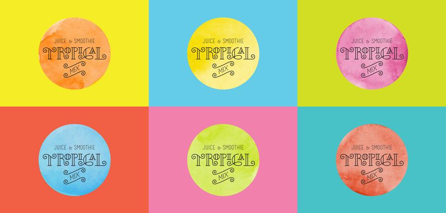 Tropical Mix Camilla Moreira Diretora De Arte Designer