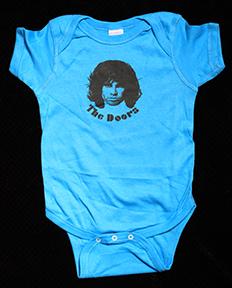 Jim Morrison onesie