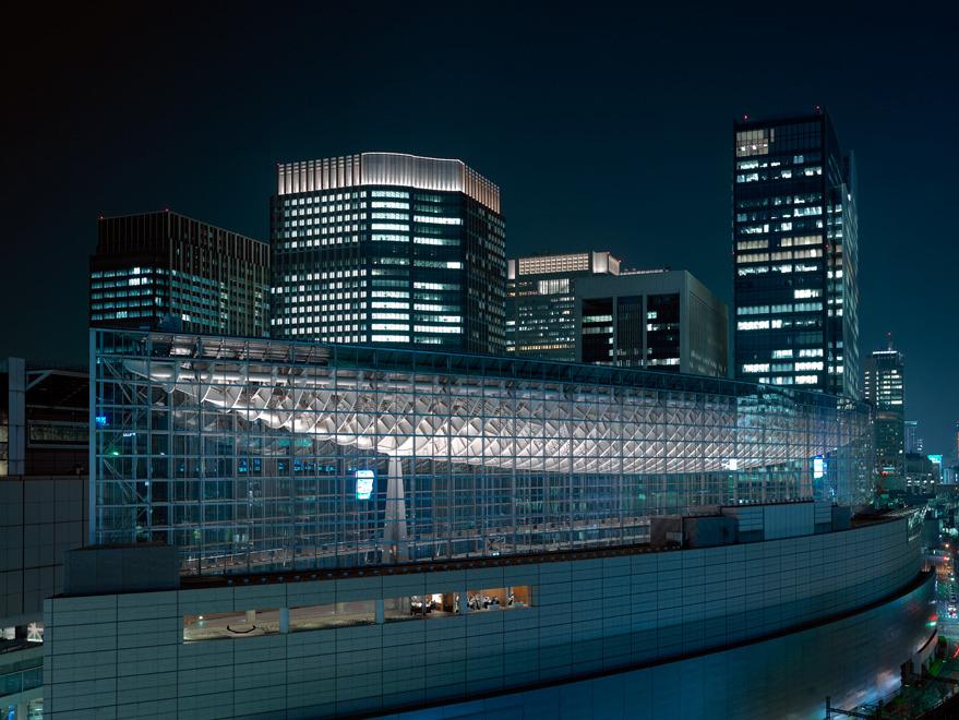 Tokyo international forum jonathan savoie architecture for Architecture tokyo