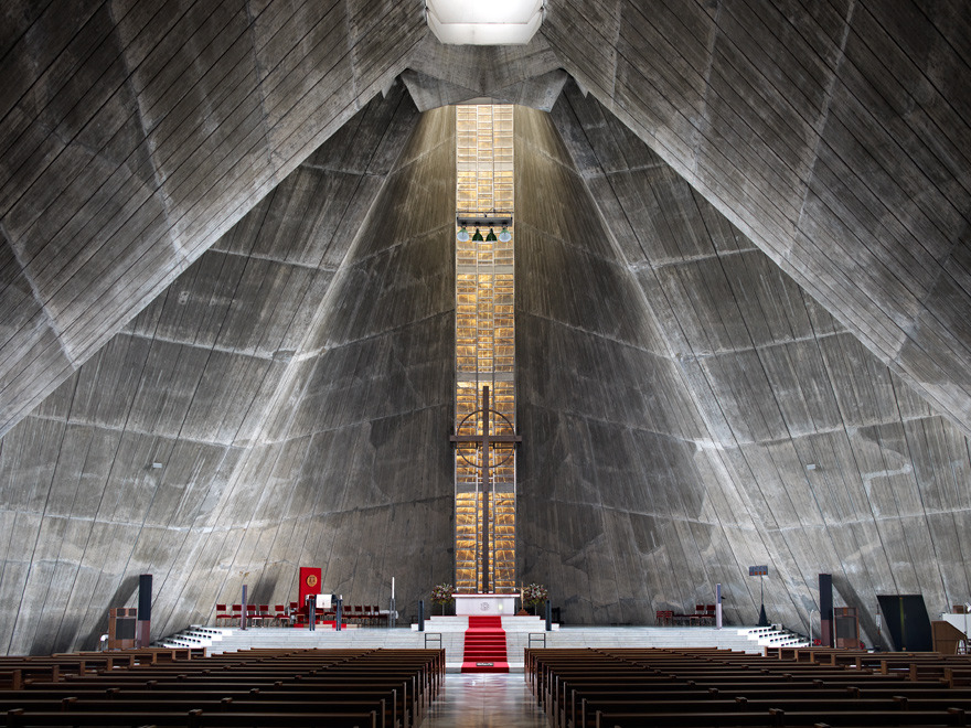 St mary 39 s cathedral jonathan savoie architecture for Architecture tokyo