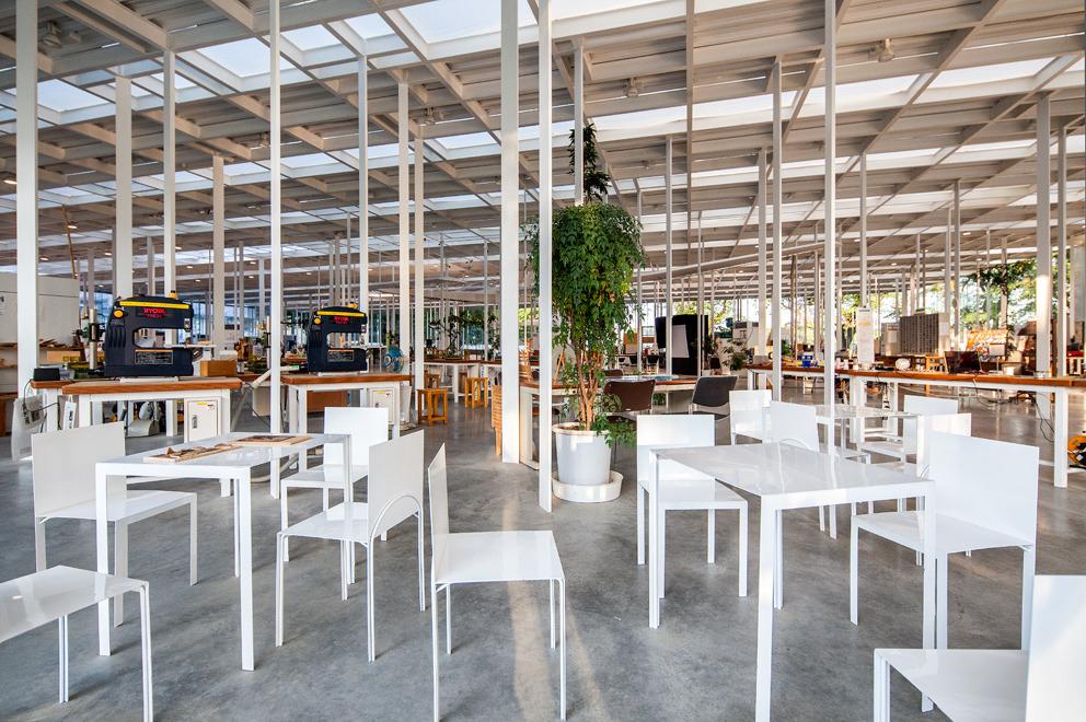 Minimalist Classroom S ~ K a i t jonathan savoie gt architecture