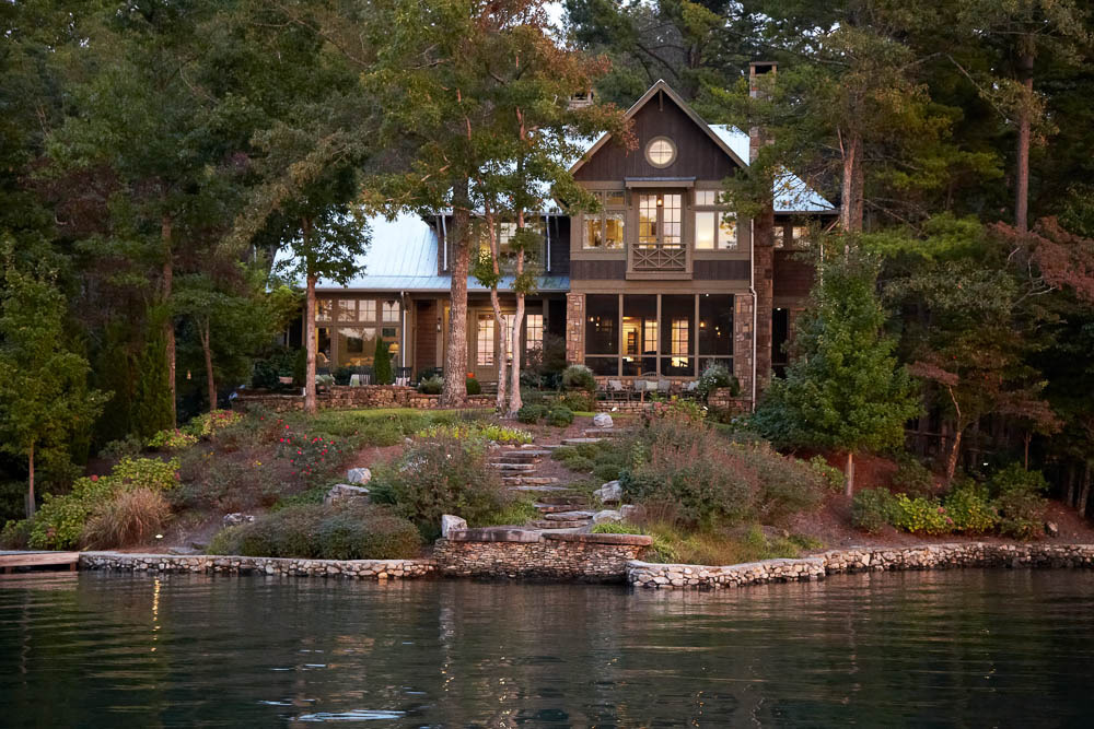 Lake Burton Pritchett Dixon Residential Design