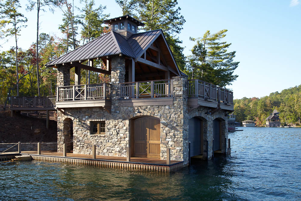 Boathouses Pritchett Dixon Residential Design
